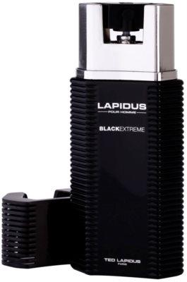 Ted Lapidus Lapidus Pour Homme Black Extreme Eau de Toilette para homens 3