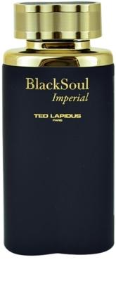 Ted Lapidus Black Soul Imperial eau de toilette teszter férfiaknak