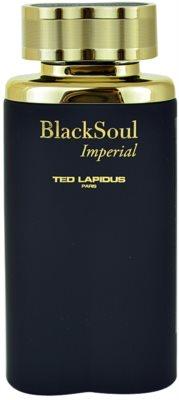 Ted Lapidus Black Soul Imperial woda toaletowa tester dla mężczyzn