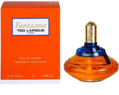 Ted Lapidus Fantasme toaletná voda pre ženy 1