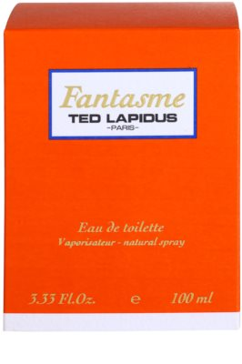 Ted Lapidus Fantasme toaletná voda pre ženy 4