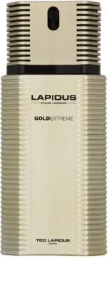 Ted Lapidus Gold Extreme eau de toilette férfiaknak