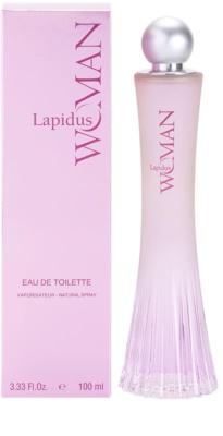 Ted Lapidus Lapidus Women Eau de Toilette pentru femei