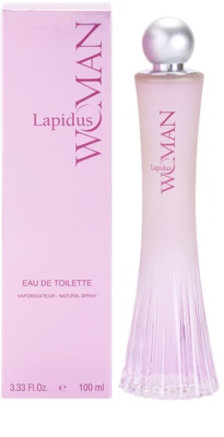 Ted Lapidus Lapidus Women woda toaletowa dla kobiet