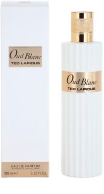 Ted Lapidus Oud Blanc Eau de Parfum unissexo