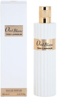 Ted Lapidus Oud Blanc parfémovaná voda unisex