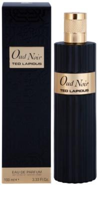 Ted Lapidus Oud Noir parfumska voda uniseks