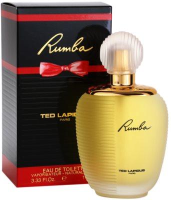 Ted Lapidus Rumba Eau de Toilette für Damen 1