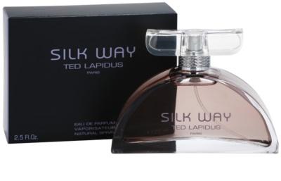 Ted Lapidus Silk Way Eau de Parfum für Damen 1