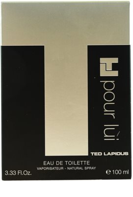 Ted Lapidus TL Pour Lui туалетна вода для чоловіків 3