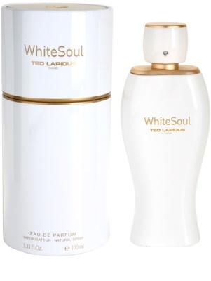 Ted Lapidus White Soul eau de parfum nőknek
