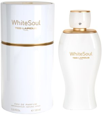 Ted Lapidus White Soul парфумована вода для жінок