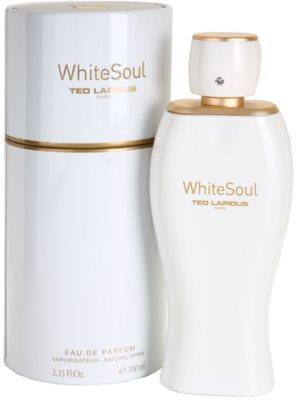 Ted Lapidus White Soul woda perfumowana dla kobiet 1