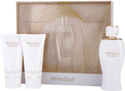 Ted Lapidus White Soul set cadou
