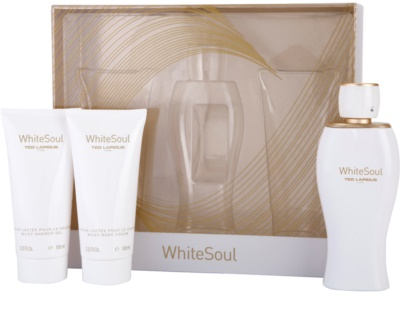Ted Lapidus White Soul подарунковий набір