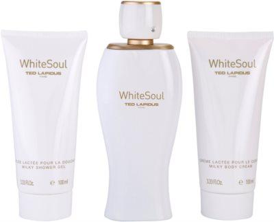 Ted Lapidus White Soul Geschenkset 1