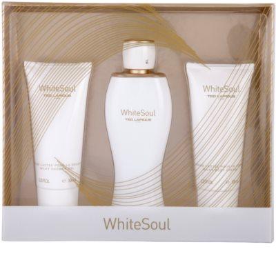 Ted Lapidus White Soul Geschenkset 2