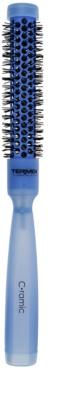 Termix Ceramic Color Azul cepillo para el cabello para un look perfecto