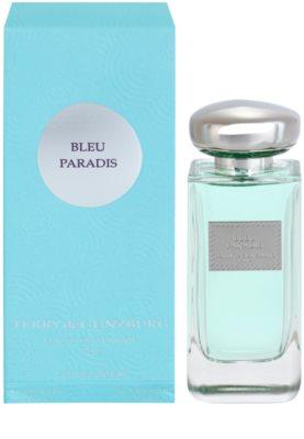 Terry de Gunzburg Bleu Paradis Eau de Parfum para mulheres