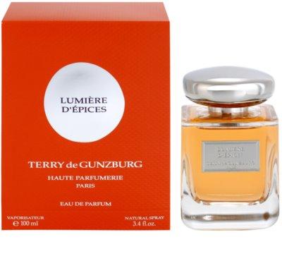 Terry de Gunzburg Lumiere d'Epices woda perfumowana dla kobiet