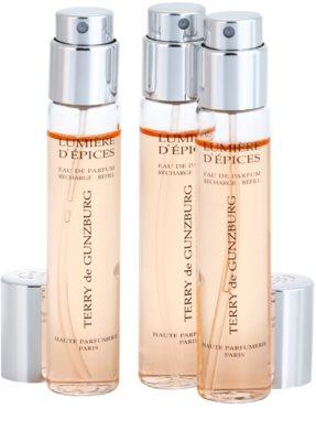 Terry de Gunzburg Lumiere d'Epices parfémovaná voda pro ženy  (3x náplň s rozprašovačem) 3