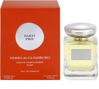 Terry de Gunzburg Partis Pris eau de parfum para mujer