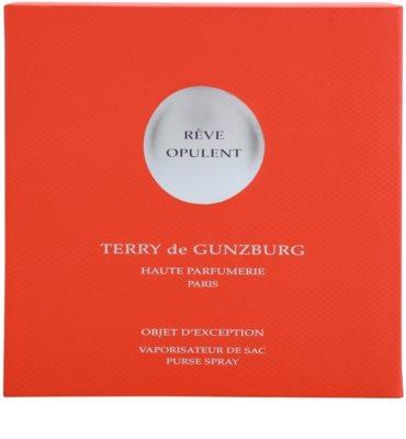 Terry de Gunzburg Reve Opulent Eau De Parfum pentru femei  (2x spray reincarcabil) + cutie metalica 3