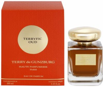 Terry de Gunzburg Terryfic Oud parfumska voda uniseks