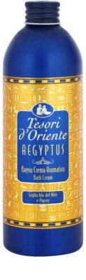 Tesori d'Oriente Aegyptus Badeschaum für Damen