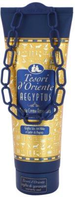 Tesori d'Oriente Aegyptus creme de duche para mulheres