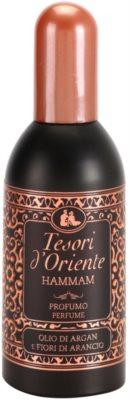Tesori d'Oriente Hammam parfumska voda uniseks