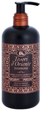 Tesori d'Oriente Hammam parfémované mýdlo unisex