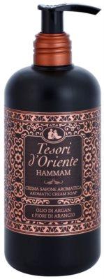 Tesori d'Oriente Hammam sabonete perfumado unissexo