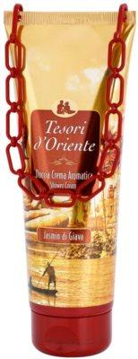 Tesori d'Oriente Jasmin di Giava gel de dus pentru femei