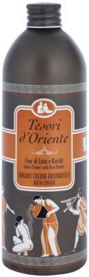 Tesori d'Oriente Lotus Flower & Acacia´s Milk produkt do kąpieli dla kobiet