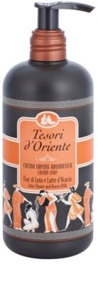 Tesori d'Oriente Lotus Flower & Acacia´s Milk parfémované mýdlo pro ženy