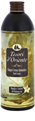 Tesori d'Oriente Vanilla & Ginger of Madagaskar Badeschaum unisex