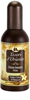 Tesori d'Oriente Vanilla & Ginger of Madagaskar eau de parfum para mujer