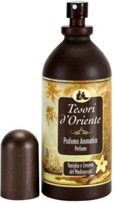 Tesori d'Oriente Vanilla & Ginger of Madagaskar Eau De Parfum pentru femei 1
