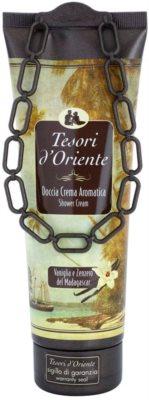 Tesori d'Oriente Vanilla & Ginger of Madagaskar sprchový gel pro ženy
