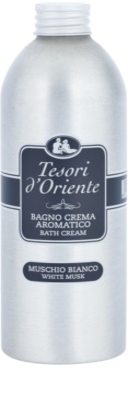 Tesori d'Oriente White Musk koupelový přípravek pro ženy