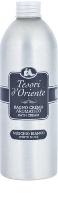 Tesori d'Oriente White Musk засоби для ванни для жінок