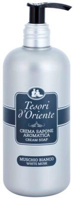 Tesori d'Oriente White Musk Parfümierte Seife  für Damen