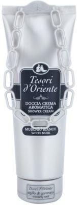 Tesori d'Oriente White Musk sprchový krém pro ženy