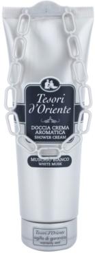 Tesori d'Oriente White Musk крем для душу для жінок