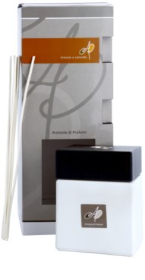 THD Armonie Di Profumi Arancia & Cannella aroma difusor com recarga