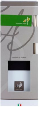 THD Armonie Di Profumi Vervein & Ginger Aroma Diffuser mit Nachfüllung 2