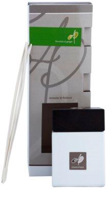THD Armonie Di Profumi Vervein & Ginger Aroma Diffuser mit Nachfüllung