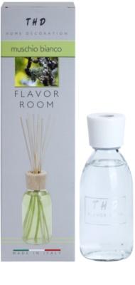 THD Diffusore THD Muschio Bianco aroma difuzor s polnilom