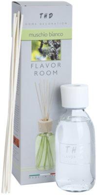 THD Diffusore THD Muschio Bianco Aroma Diffuser mit Nachfüllung 1